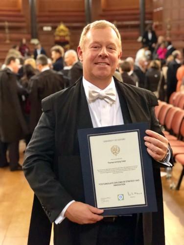 TAF with diploma